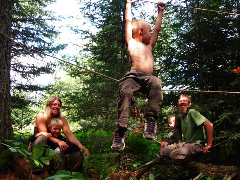Family Wilderness Guide Program