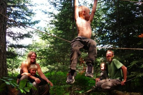 Family Wilderness Guide Program