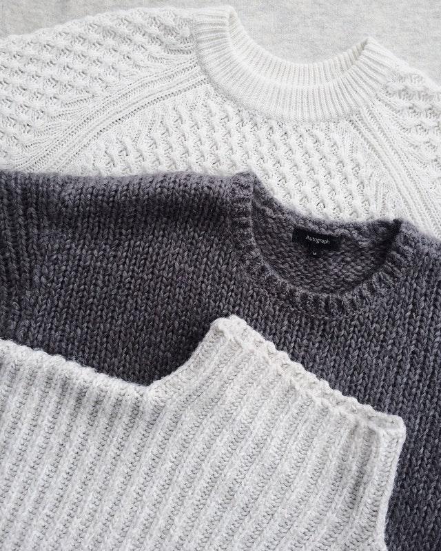 sweatshirts made of wool