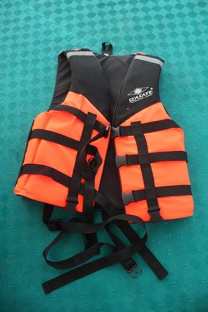 a life jacket