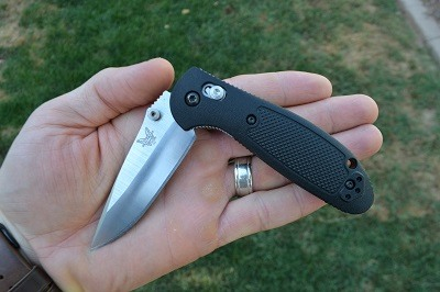 Benchmade Mini Griptilian 556