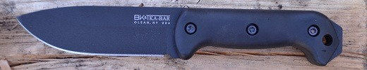 Ka Bar Becker BK2 Companion Fixed Blade Knife Sharp