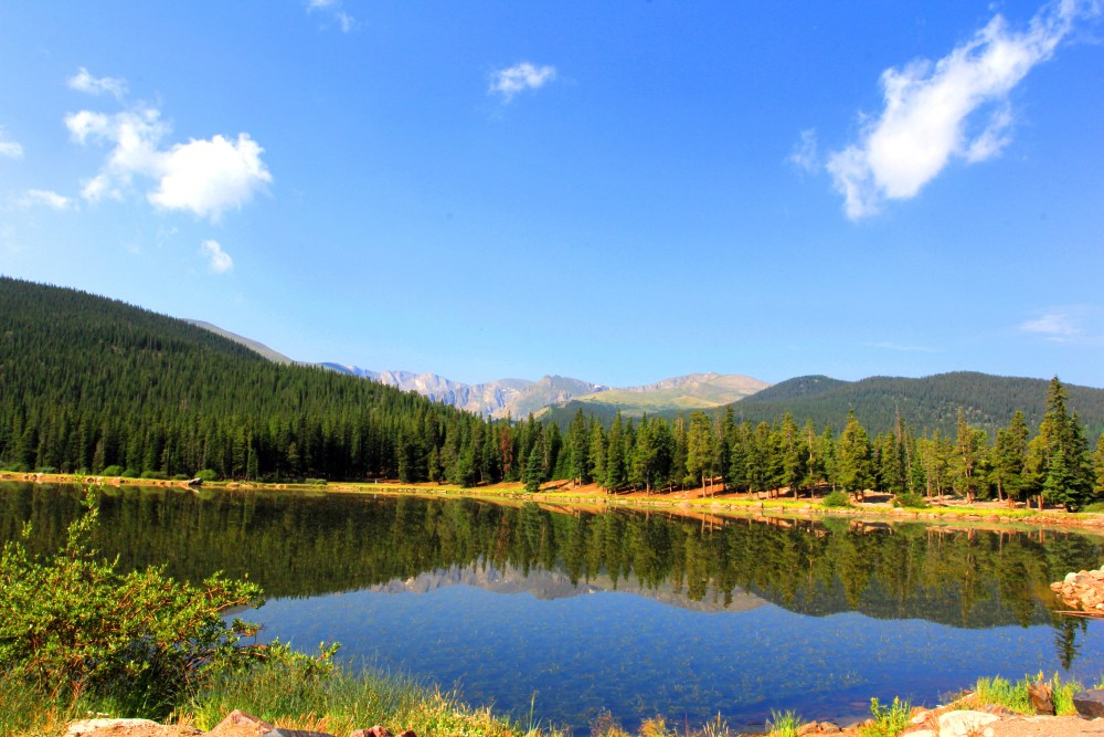 Driving to Mount Evans (A road into the sky) (1/6)