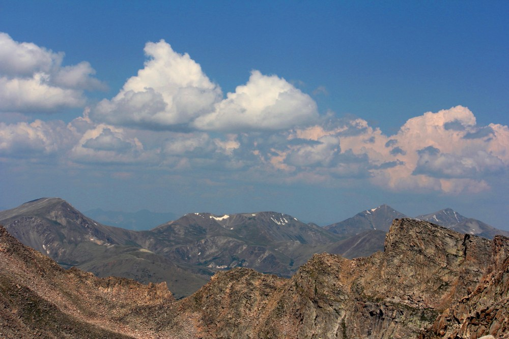 Driving to Mount Evans (A road into the sky) (5/6)