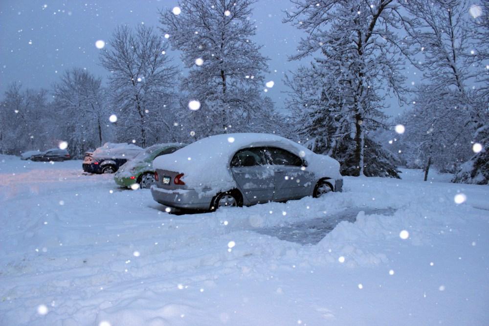 Minnesota Snow Fall December 2012 (3/6)