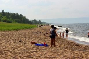 Park Point Beach