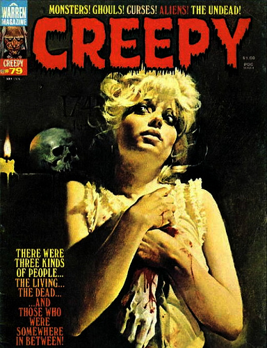 creepy cover