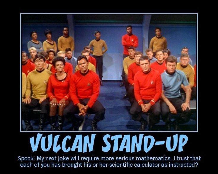 vulcan stand up
