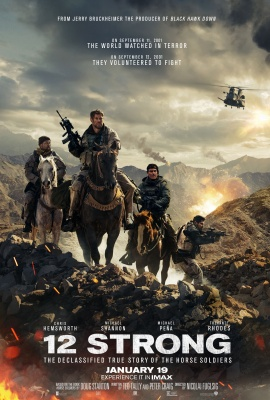 12 Strong Movie Review, Exploding Tide Bottles, Rifles, and Significance
