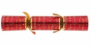 """Toll sind auch die vielen bunten """"Knalltüten"""" die auf keinem Weihnachtstisch fehlen dürfen."""