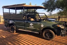 Eine erfolgreiche Safari Ralley