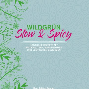 Cover Wildgrün