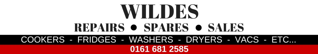 Domestic appliance repair in Oldham