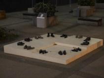 Schuhversammlung / A shoe congregation