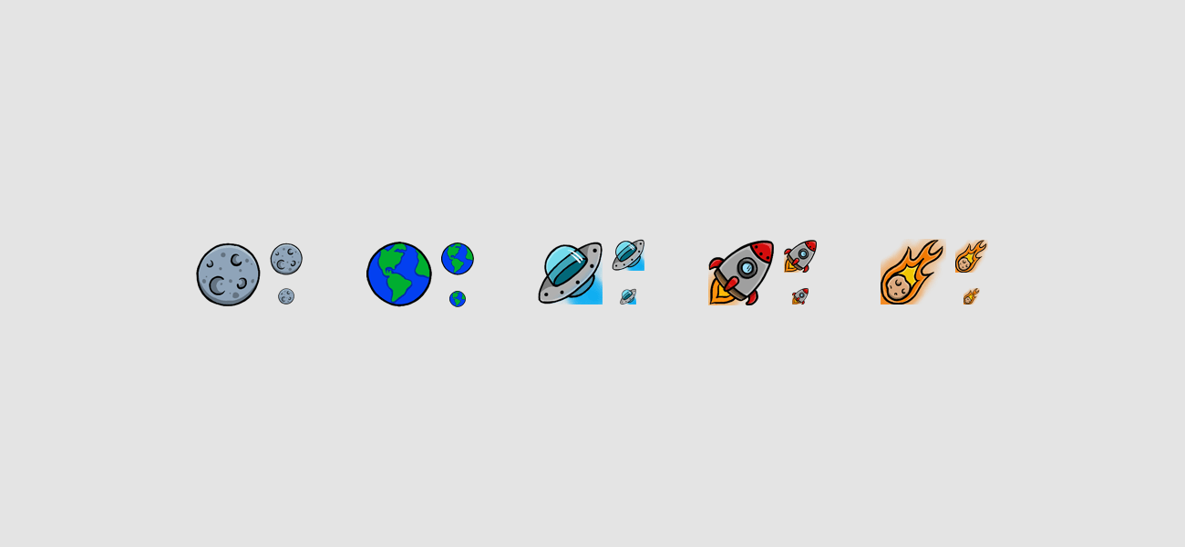 Apollo Twitch Sub Space Badges