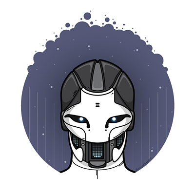 Destiny 2 Ada-1 vector illustration by WildeThang