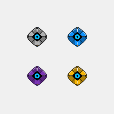 SirDuncie Twitch Subscriber Destiny Ghost Shell Badges