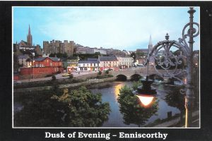 107th Post: 24th IRELAND  Enniscorthy – A Fleadh Survivor