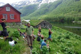 Walking toward us: Ecopsychologist Per Espen Stoknes