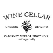 WINE CELLAR Uncork Unwind Vinyl Wall Decal 3