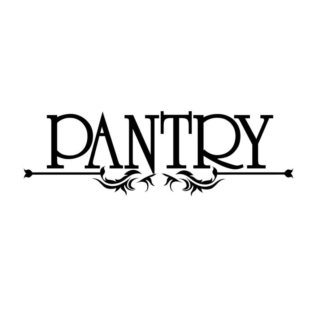 PANTRY Decal Vinyl Wall Decal