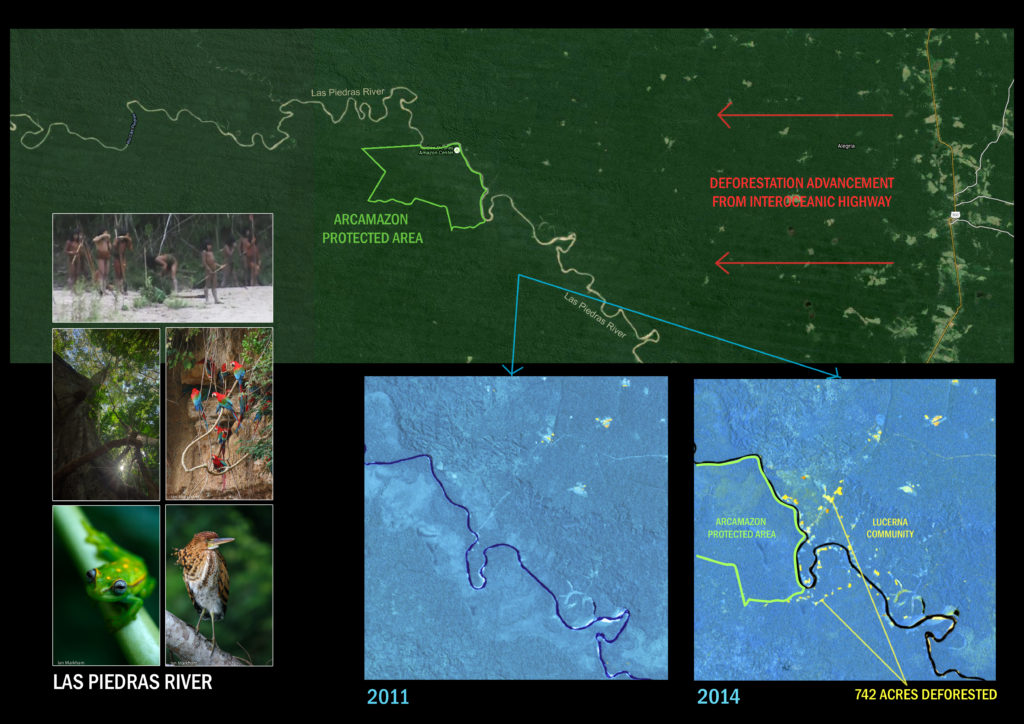 Deforestation Threat LPAC 2014