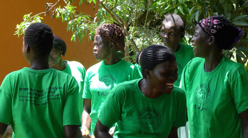 Community ecology practitioners: the Wise Women - Uganda group