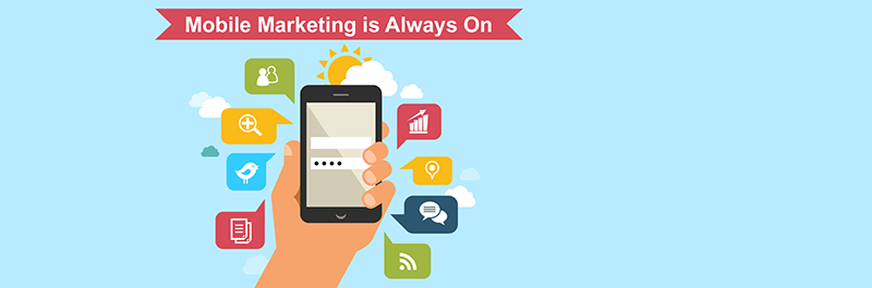 using mobile marketing