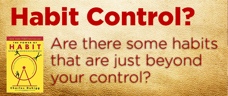 Controlling Your Habits – Is It Possible?