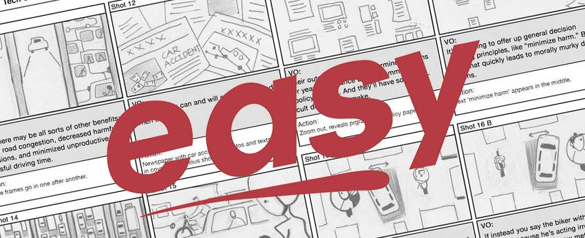 Easy Storyboarding For More Profitable Marketing Videos