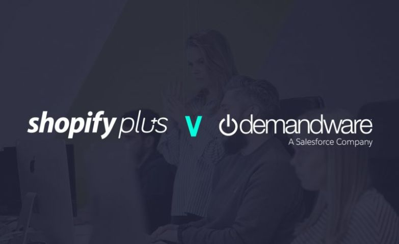 Shopify Plus Vs Demandware