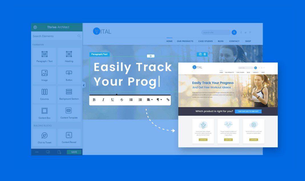 Thrive Architect Review: The Only Content Builder Your WordPress Site Needs