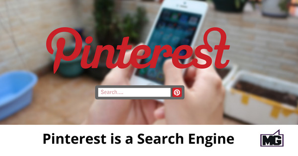Pinterest is a Search Engine