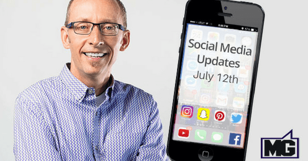 Social Media Updates You Need to Know: Early July News