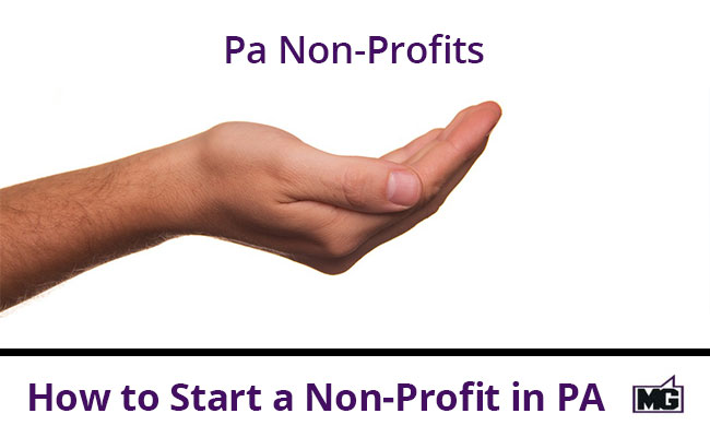 How to Set Up a Non-Profit in Pennsylvania