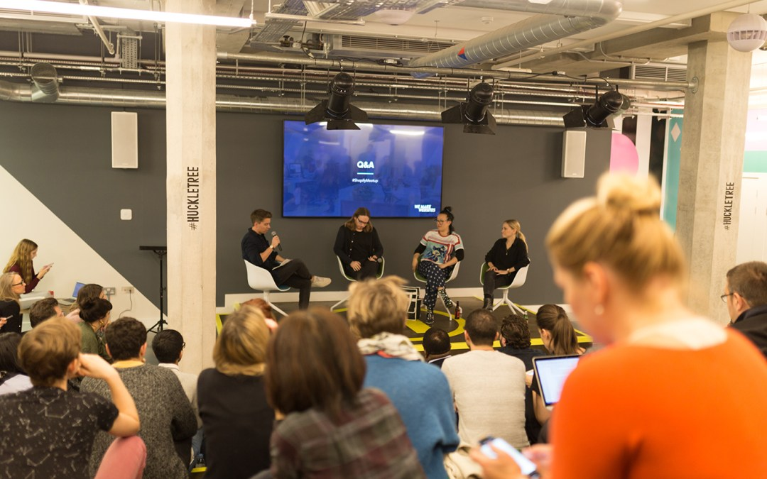 Shopify Meetup London: Your burning ecommerce questions answered