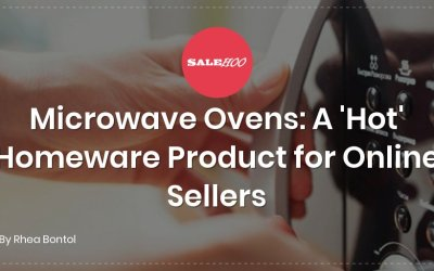 Microwave Ovens: A 'Hot' Homeware Product for Online Sellers