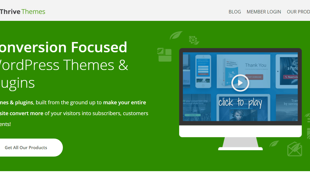 Thrive Themes Review (Best Conversion Focused Themes and Plugins for WordPress)