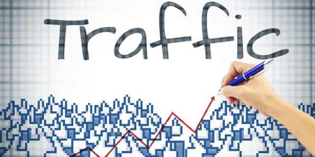 Facebook Content Curation for Traffic