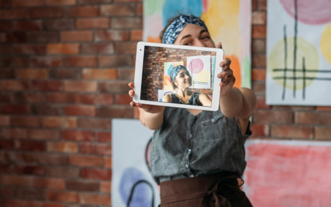 Why an Online Portfolio is Essential to Every Artist