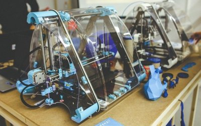 Use High Tech 3-D Printing and CNC Machining to Grow Business Revenue