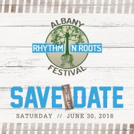 Wildfire Creative - Rhythm N' Roots music festival social media design