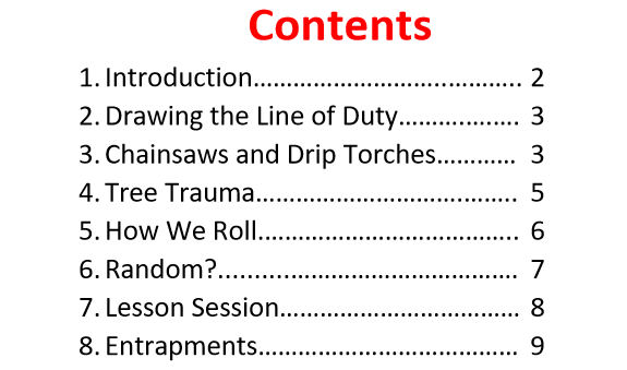 Incident Review Summary_toc image