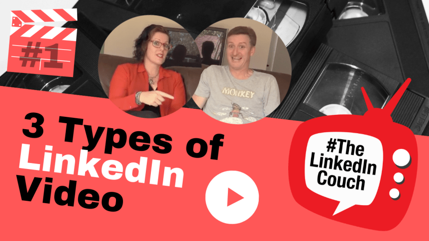 #TheLinkedInCouch - Episode 1