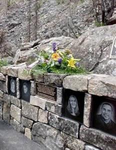 30-mile fire memorial