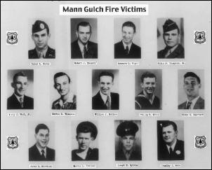 the mann gulch disaster