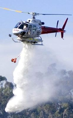 Aussie helicopter