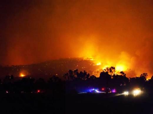 Western Australia bushfire