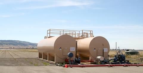 Santa Maria air tanker base