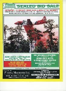 Aero Union auction